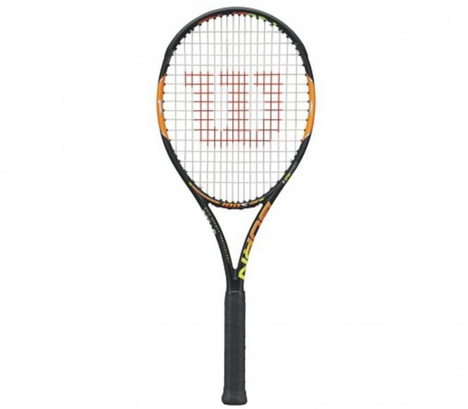 Wilson Burn 100 S (uppträdda) tennisrack L4 (4 1/2)