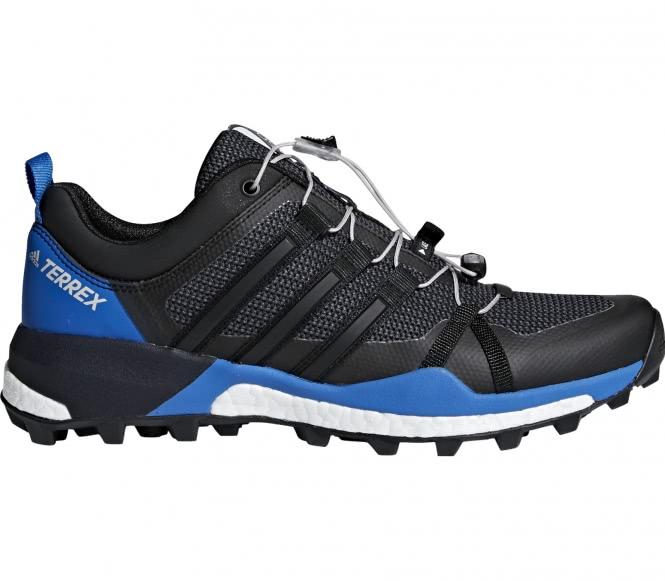 Adidas - Terrex Skychaser Herren Mountain Running Schuh (schwarz/blau) - EU 46 2/3 - UK 11,5