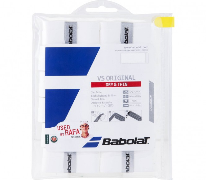 Babolat - VS Original x12 Grip (weiß)