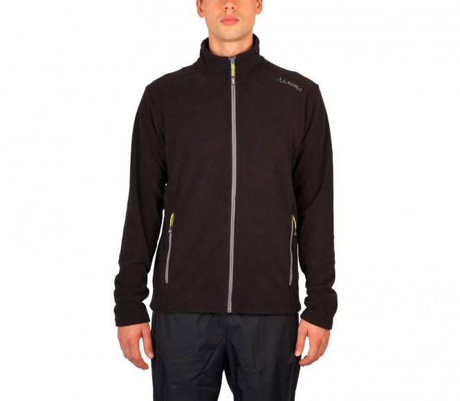 Schöffel Glen men's fleece jacket (black) 46