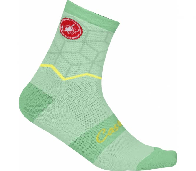 Castelli - Vertice Damen Bike Socken (mint) - S/M