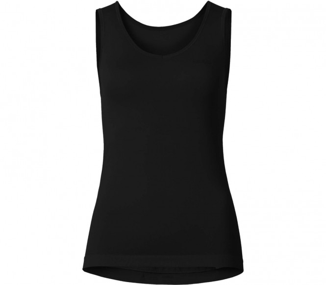 Odlo Evolution X-Light Singlet V-Neck Black Women - S