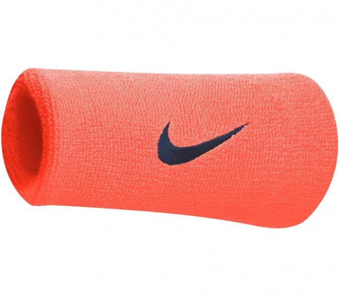 Nike - Premier Doublewide Wristband (gelb/pink)