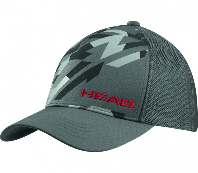 Head - Trucker Cap (grau)
