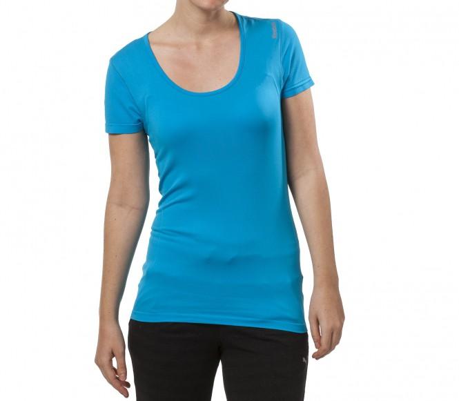 Reebok Sportshirt Blauw