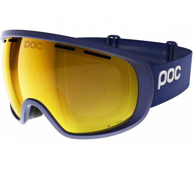 POC - Fovea Clarity Skibrille (blau/orange)
