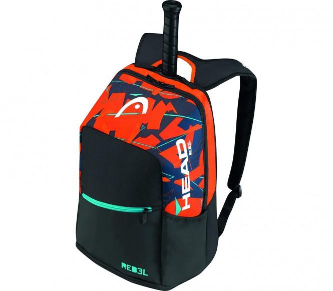 Rebel Backpack Tennistasche (orange/schwarz)