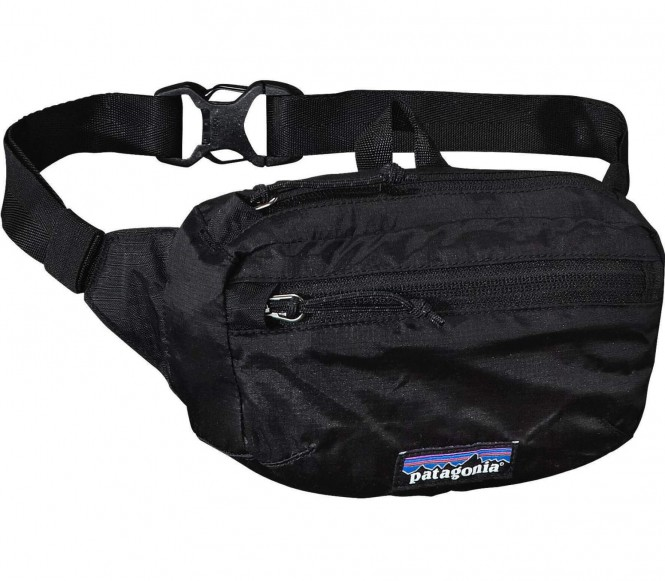 <strong>Patagonia</strong> lightweight travel mini hip pack noir