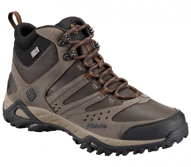 Columbia Peakfreak Xcsrn Mid Leather Outdry Mud Caramel - 44