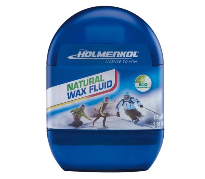 Holmenkol - Natural Skiwax Fluid 100 ml ski voks