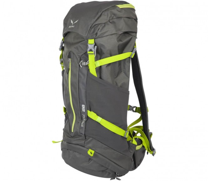 Salewa - Peak 28 Tourenrucksack (dunkelgrün)