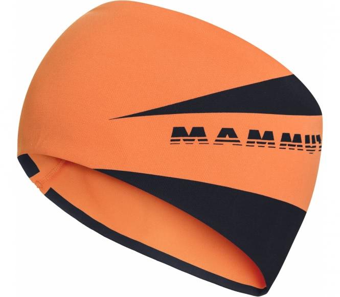 Mammut - Sertig Headband (orange/dunkelblau)