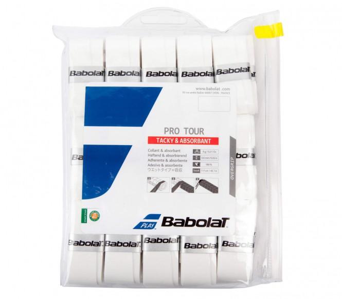 Babolat - Pro Tour x30 Grip (weiß)