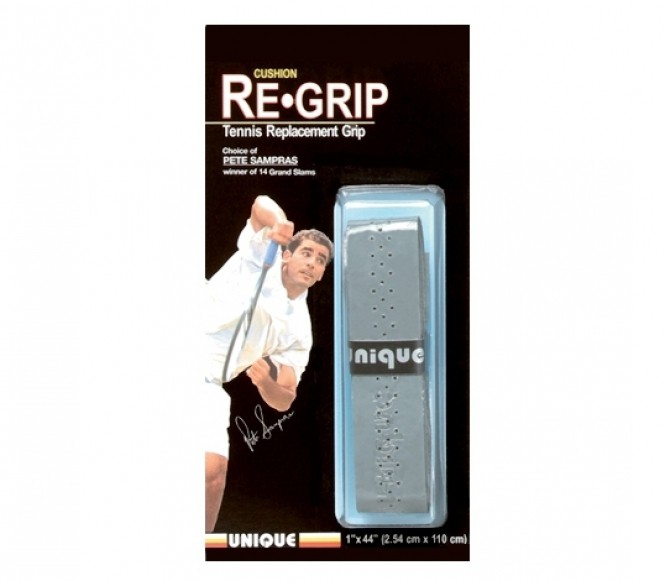 Unique - Cushion Re-grip - 1 Stk. - grau