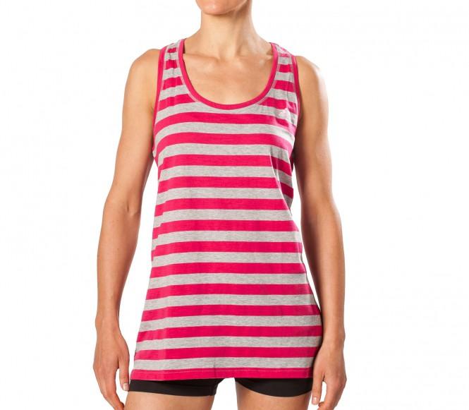 Adidas - Seasonal Essentials Kvinder Træning Tankshirt (grå/lyserød) - S