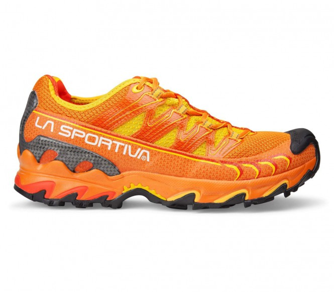Ultra Raptor Herren Traillaufschuh (orange/gelb) - EU 45