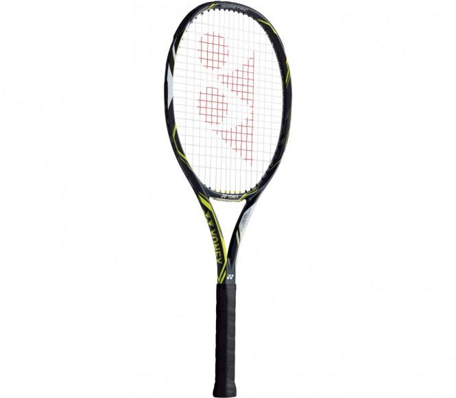 Ezone DR 100 300g (unbesaitet) Tennisschläger (grau/gelb) - L4
