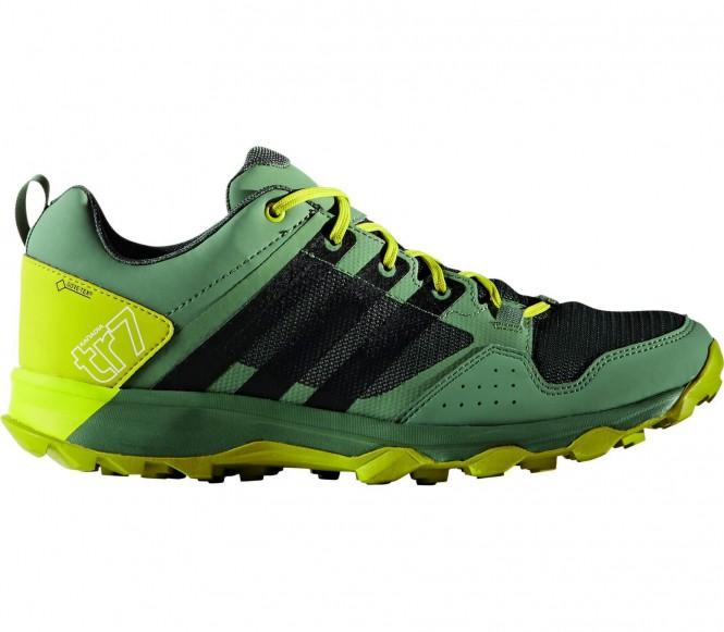 Adidas Kanadia 7 TR GTX men's running shoes (grey-yellow) EU 45 1-3 UK 10,5