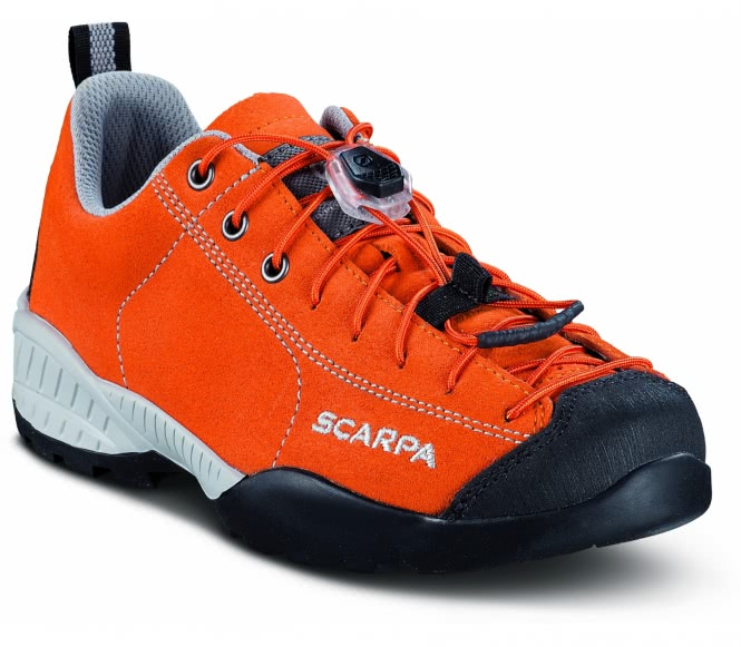 Scarpa - Mojito Kid Junior Hikingschuh (orange)...