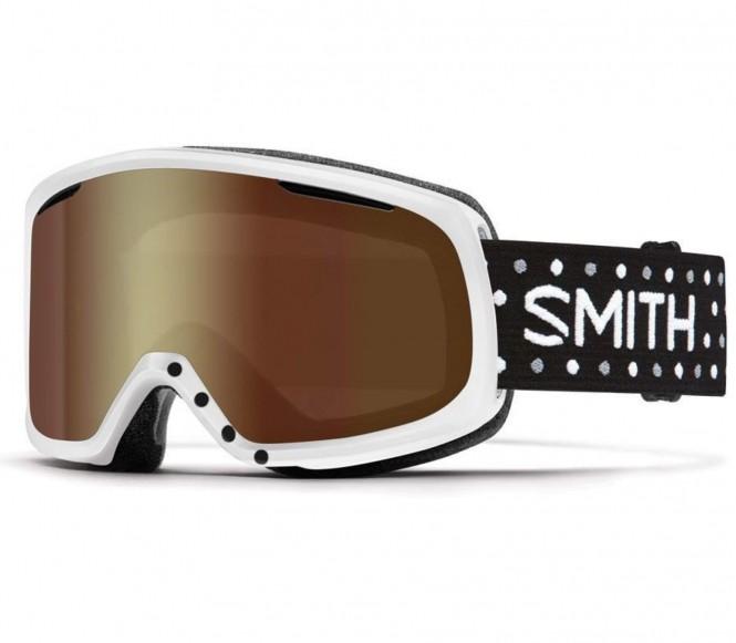 Riot Skibrille (weiß/schwarz)