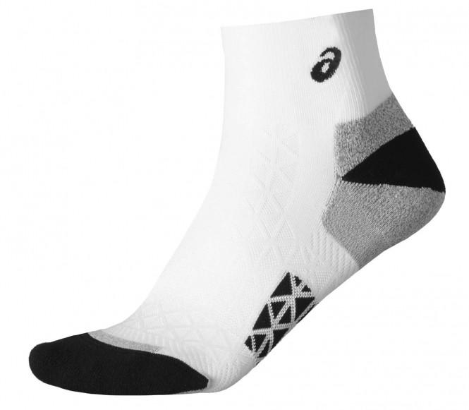 Asics - Marathon Racer Laufsocken (weiß/schwarz...