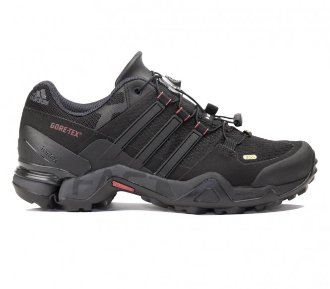 adidas Performance TERREX FAST R GTX Wandelschoenen core black/dark grey/power red