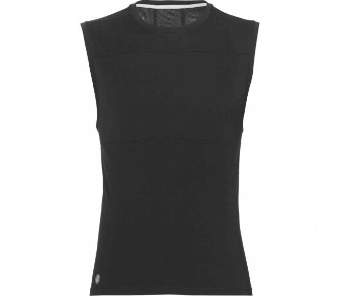 Asics performance hommes la formation t chemise noir s