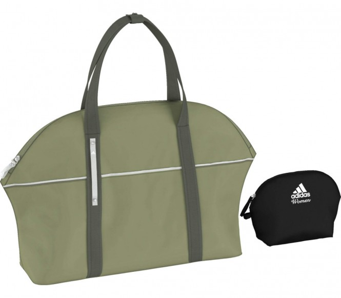 Adidas Perfect Gym Trainingstasche (grün-schwarz)