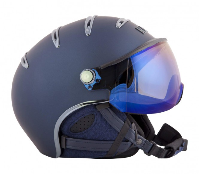 KASK - Chrome Photochromic Visierhelm (blau) - ...
