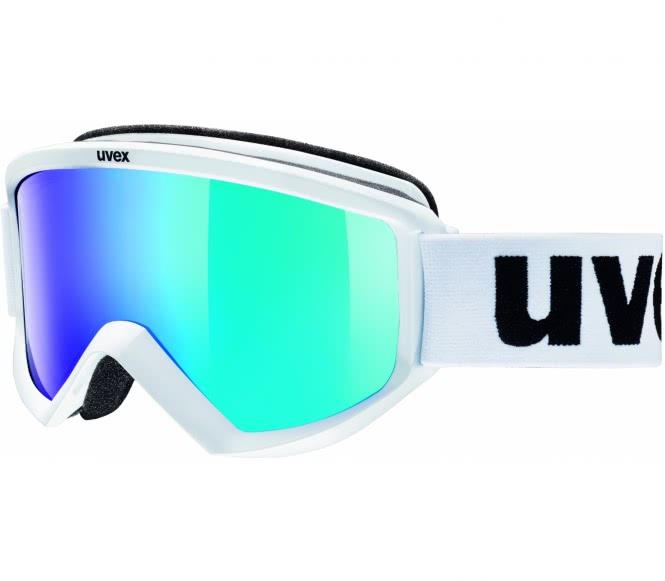 Uvex - Uvex Fire Mirror Skibrille (weiß) - OS