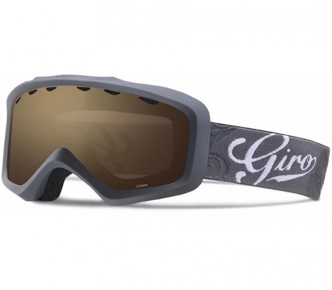 CHARM Unisex Skibrille (grau)