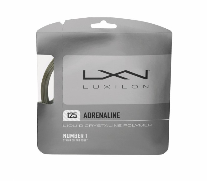 Luxilon Adrenaline 122m 130 mm