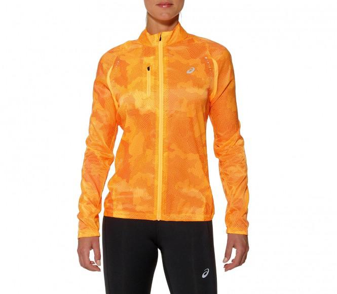 Asics Lichtgewicht hardloopjack in oranje