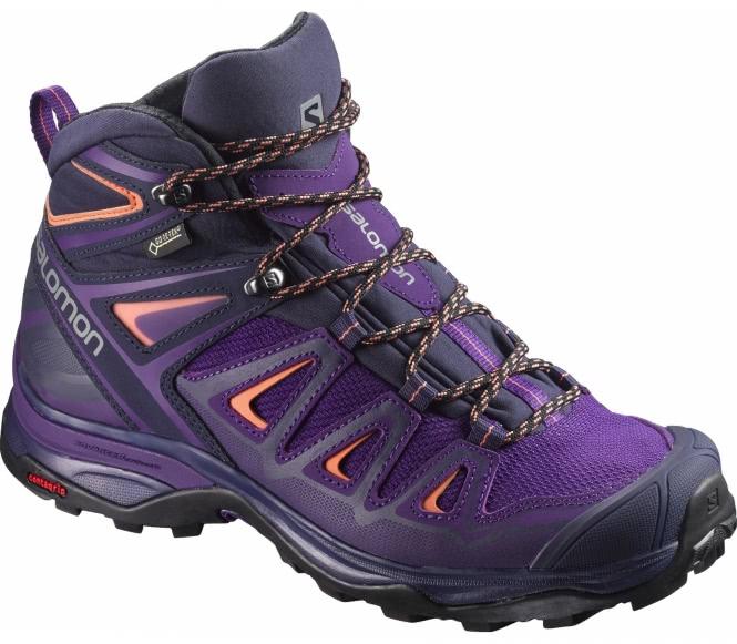 Salomon - X Ultra 3 Mid GTX® Damen Hikingschuh ...