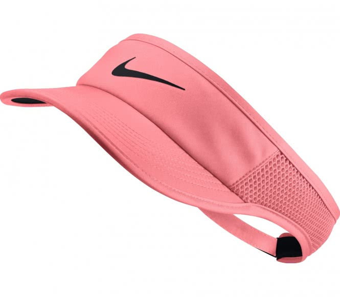 Nike - Court Aerobill Damen Tennisvisor (rosa)