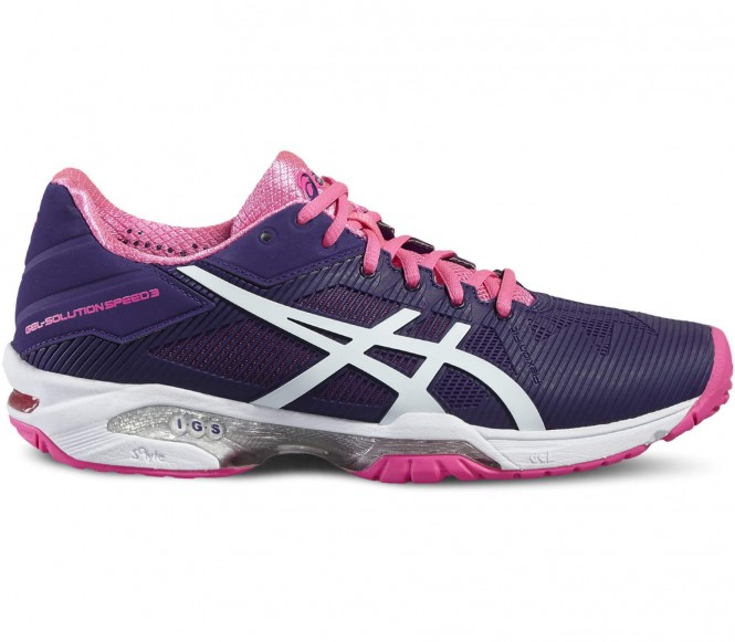 Asics - Gel - Solution Speed 3 Dames Tennis schoen online kopen