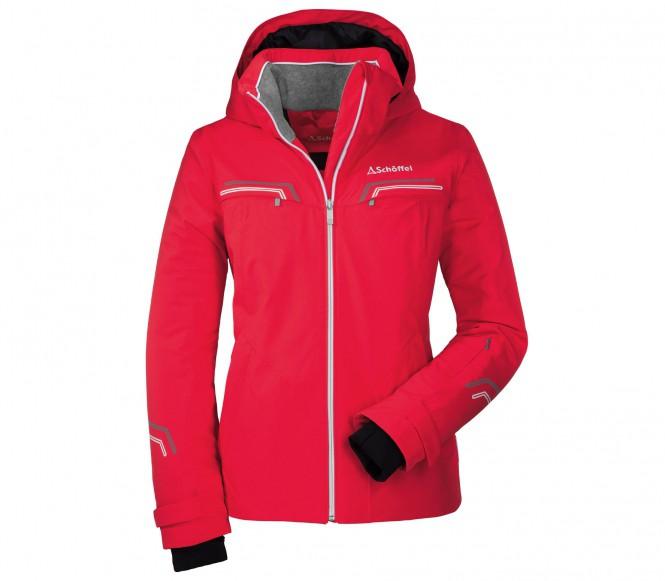 Schöffel Vista women's ski jacket (red) 36