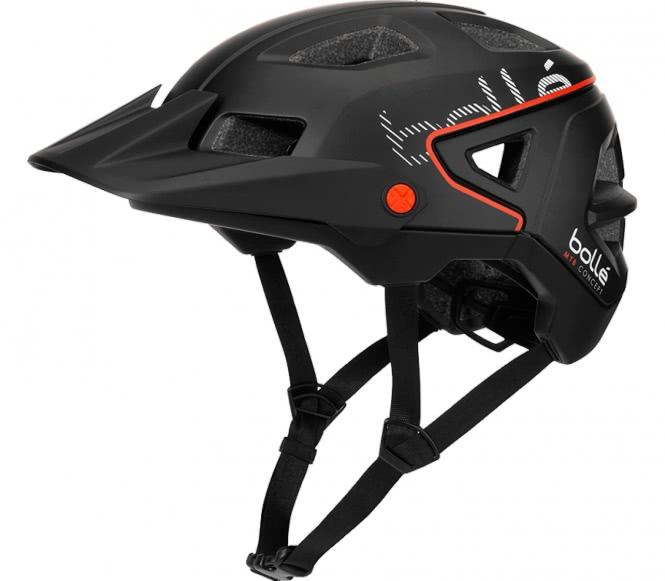 Bollé - Trackdown Mountainbikehelm (schwarz) - ...