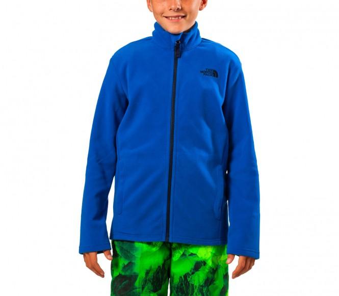 The North Face - Kid´s Snow Quest Full Zip - Fleecejack - maat M, blue