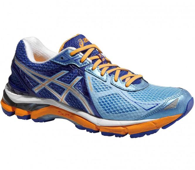 Asics - GT-2000 3 Scarpe running per donna (blu/arancione) - EU 37 - US 6