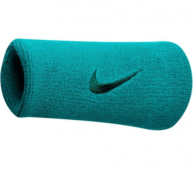 Nike - Tennis Premier Doublewide Wristbands (gr...