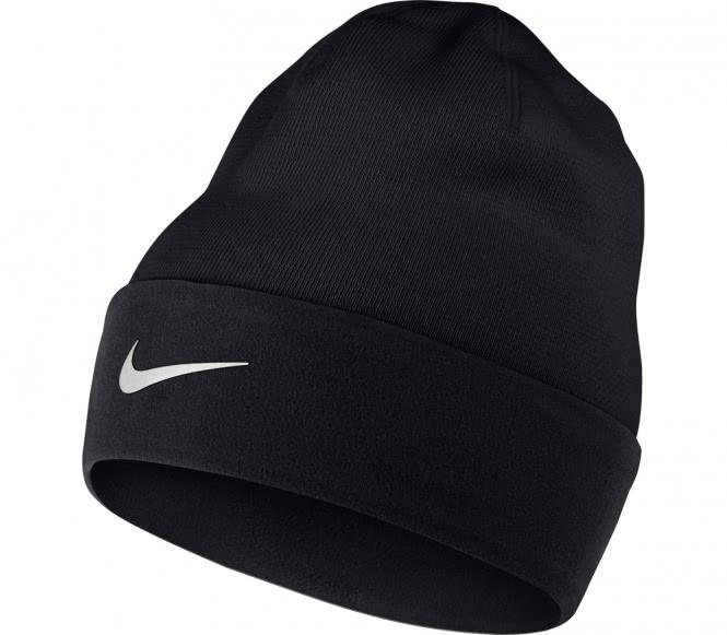 Nike - Cuffed Unisex Laufbeanie (schwarz)