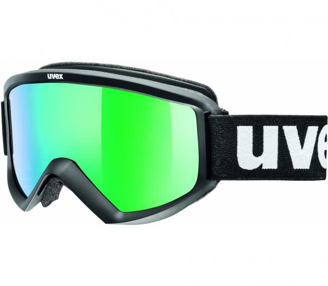 Uvex - Uvex Fire Mirror Skibrille (schwarz) - OS