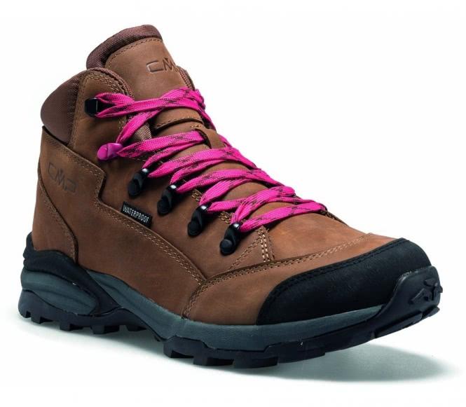 CMP - Mirzam WP Junior Hikingschuh (braun/pink)...