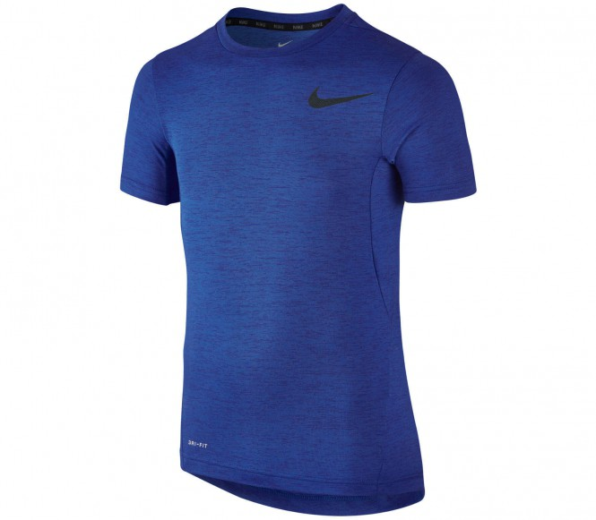 Nike - Dri-Fit Jersey Junior running shirt - M