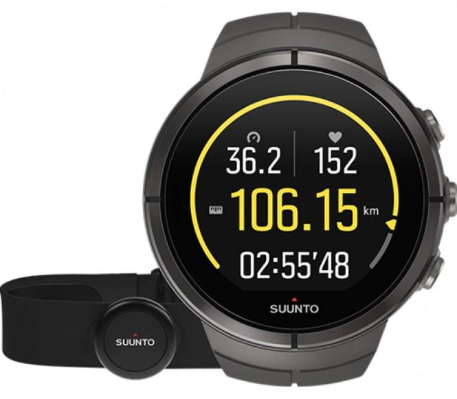 Suunto - Spartan Ultra Titanium HR Outdooruhr (...