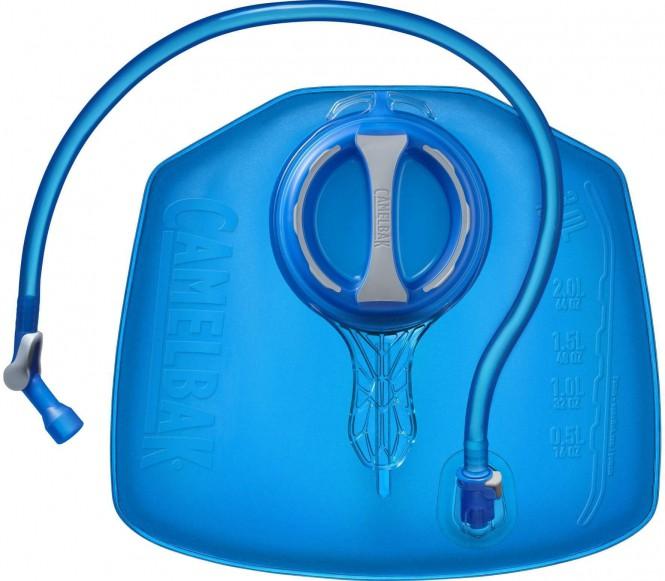Crux 3l Reservoir Trinkblase (blau)