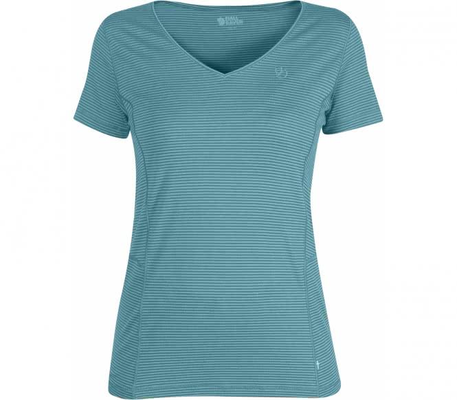Fjällräven - Abisko Cool women's outdoor top (turquoise) - L