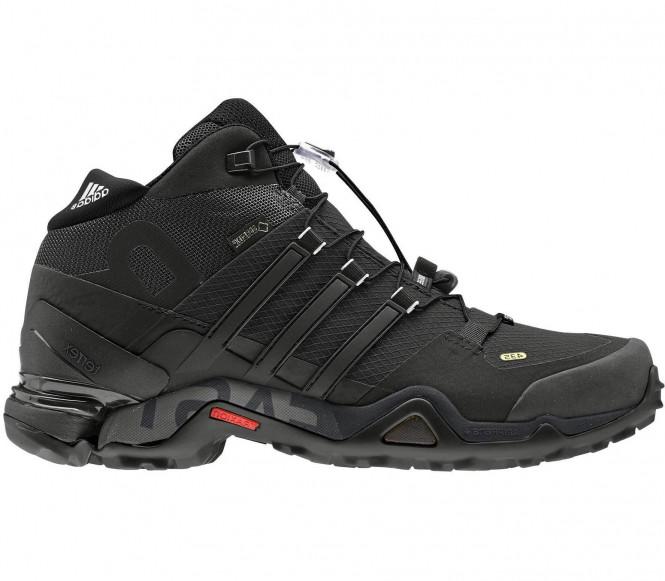 Adidas Terrex Fast R Mid GTX men's hiking shoes (black) EU 43 1/3 UK 9