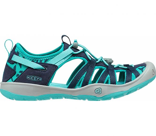 Keen - Moxie Sandal Junior Outdoorsandale (blau...